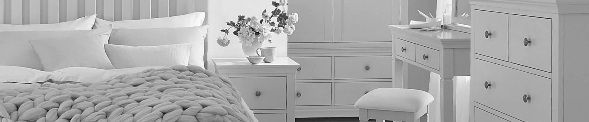 SW Bedroom White
