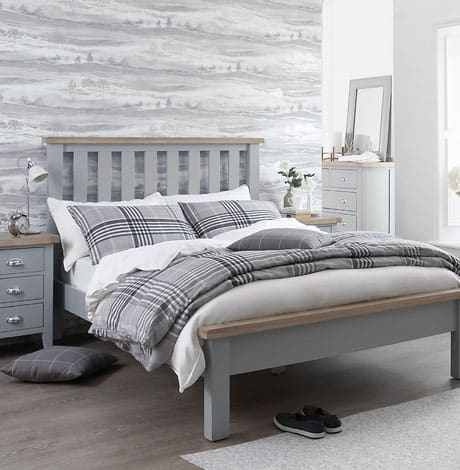 TT bedroom grey