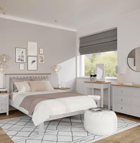 RA bedroom