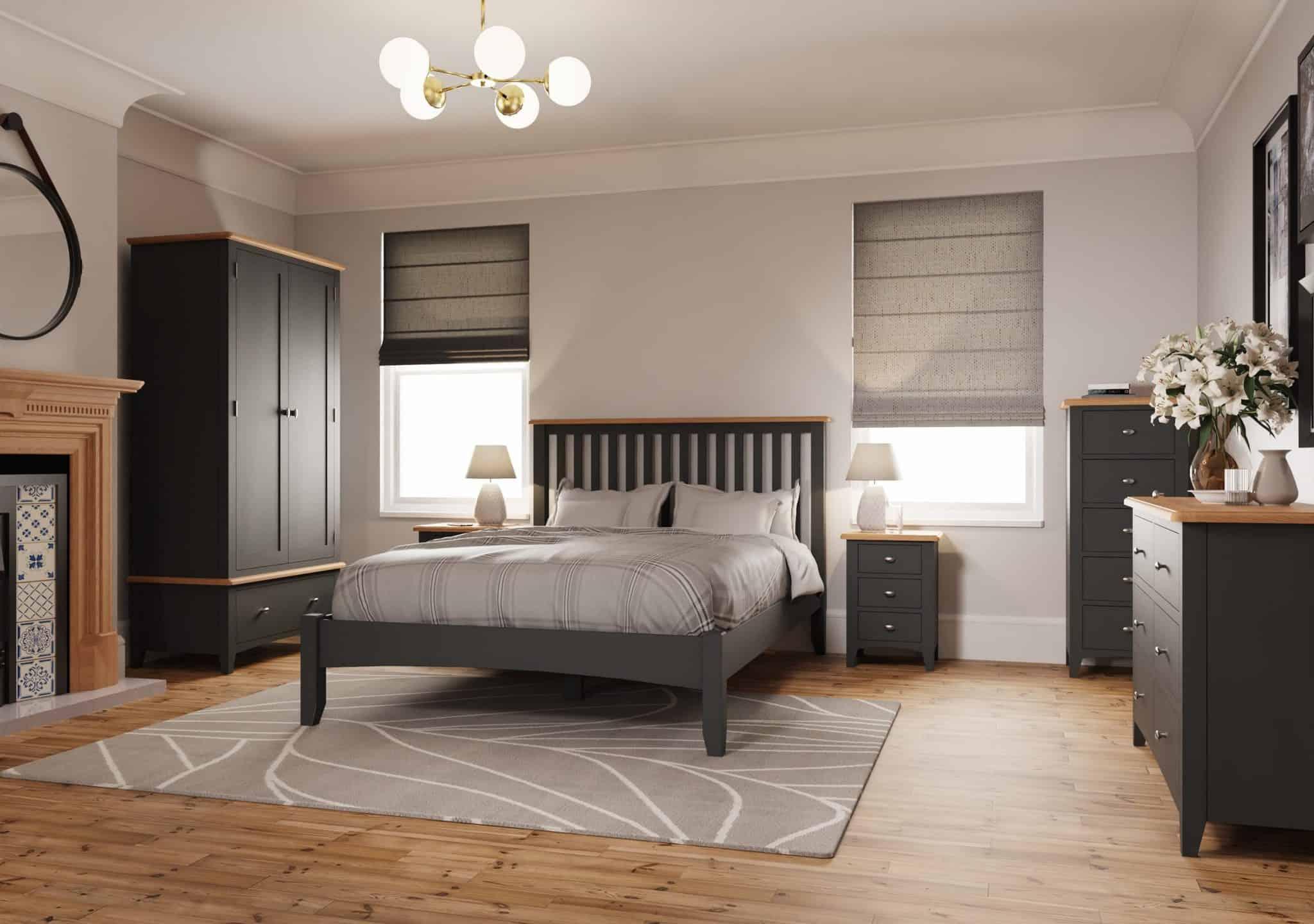 ga grey bedroom roomset
