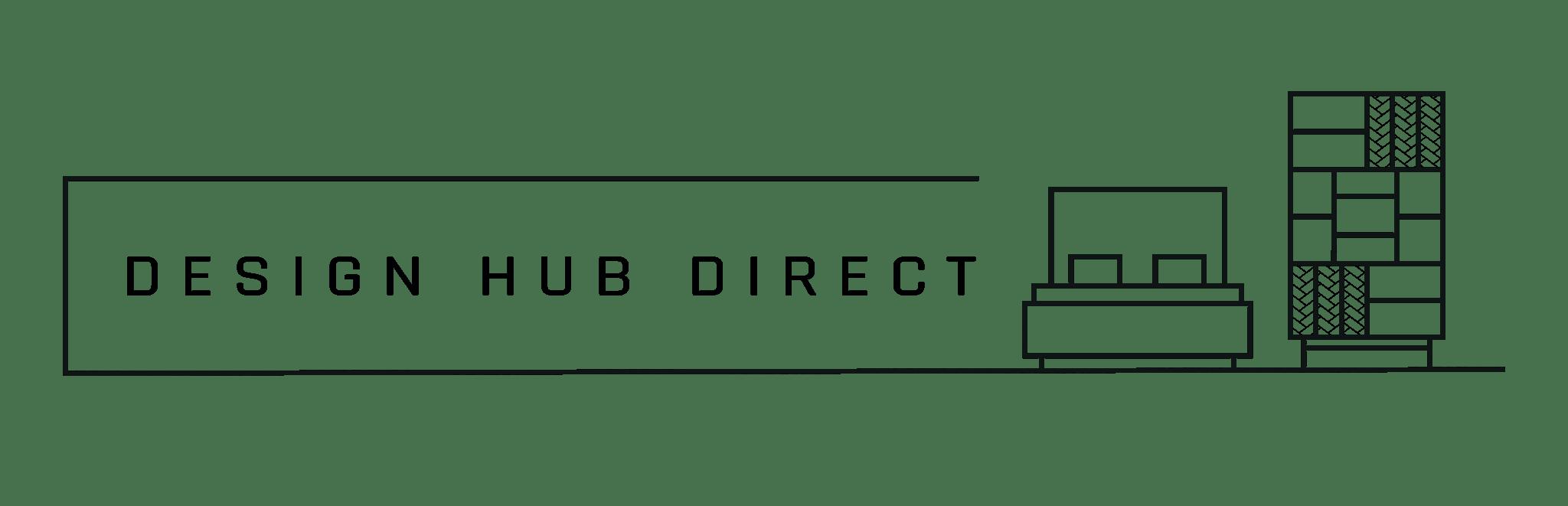 design hub direct logo rectangle 1