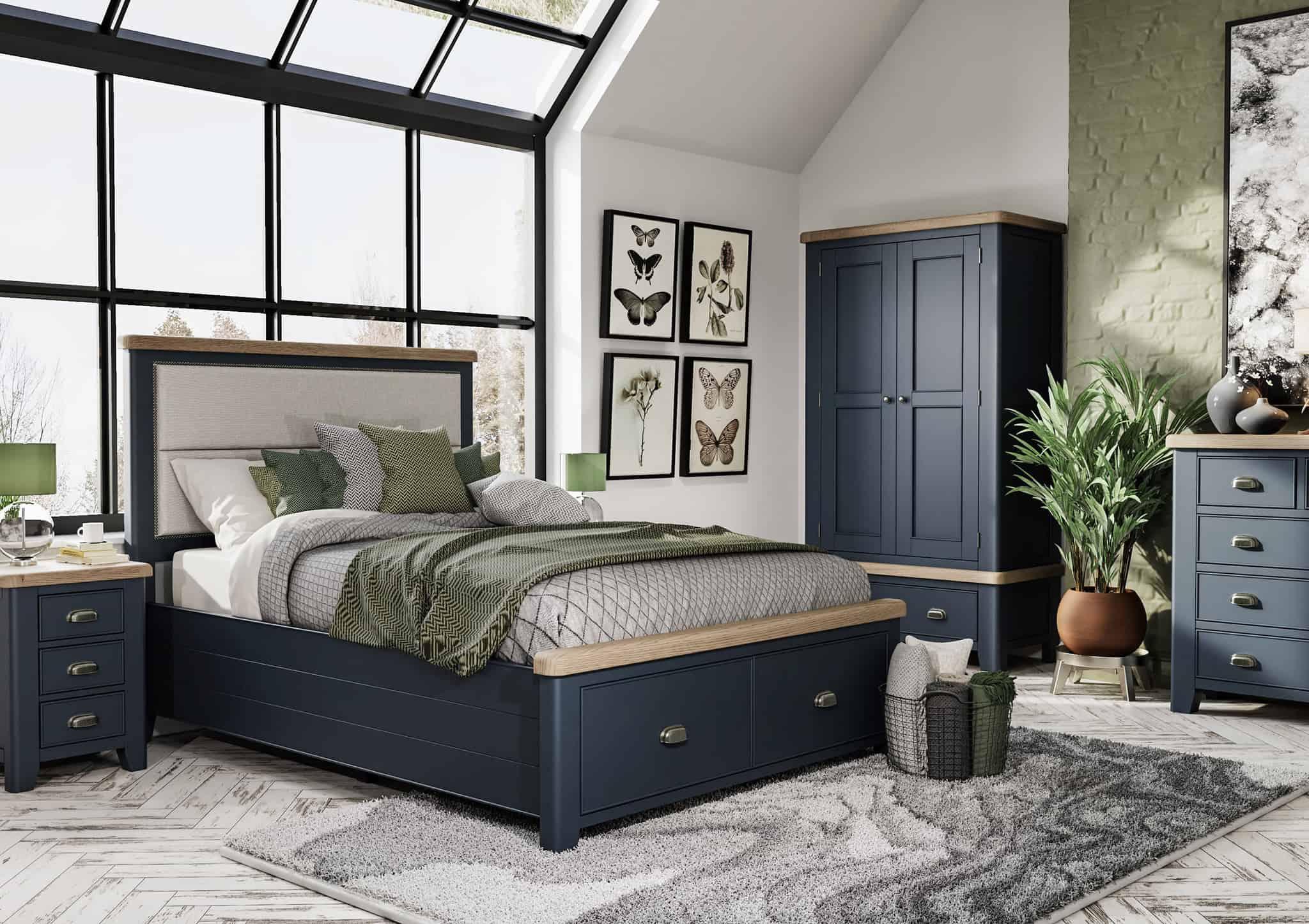hop bedroom blue